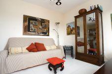 Apartamento en Corralejo - Dunes Mango - Larga estancia en una residencia con jardín tropical con piscina