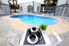 Apartamento en Corralejo - Nora 1 Corralejo House with pool only 500m to sea