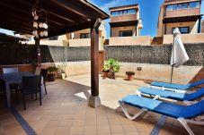 Villa en Corralejo - HolidayVilla Tinajas 5 Canario style, BBQ ,wifi, 200m mar