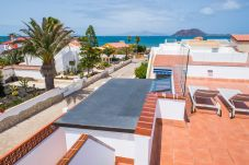 Villa en Corralejo - Villa Paraíso with amazing sea views