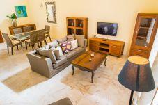 Villa en Corralejo - HolidayVilla Joy con Piscina, Wifi, BBQ, ideal x  familias