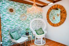 Villa in Corralejo - HolidayVilla Paradise mit Meerblick, Wifi, 3min zum Strand