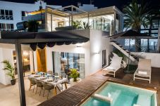 Villa in Corralejo - Holiday villa Sunrise en Corralejo con piscina