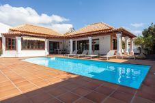 Villa à Corralejo - Relax - paradise villa with private pool