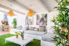 Villa à Corralejo - Villa de lujo Bonita I  Piscina climatizable- WIFI- BBQ