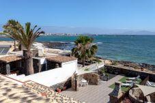 Villa à Corralejo - Holiday Villa Marina | Playa | BBQ | Vista Mar |Wifi